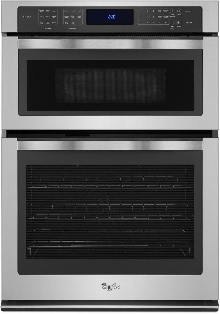Whirlpool Woc97es0es 30 Inch True Convection Wall Oven