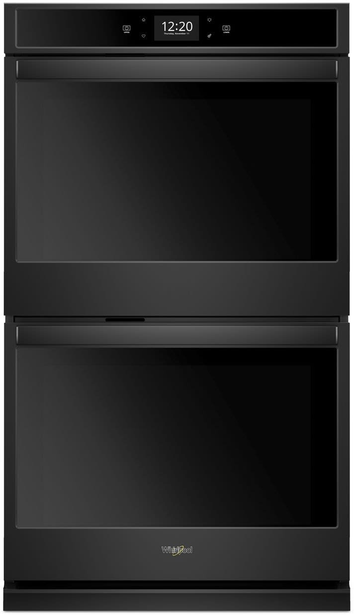 Whirlpool Wod77ec0hb 30 Inch Double Electric Wall Oven