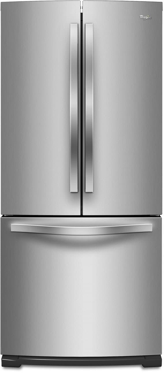 Whirlpool WRF560SMYM 30 Inch French Door Refrigerator with ...