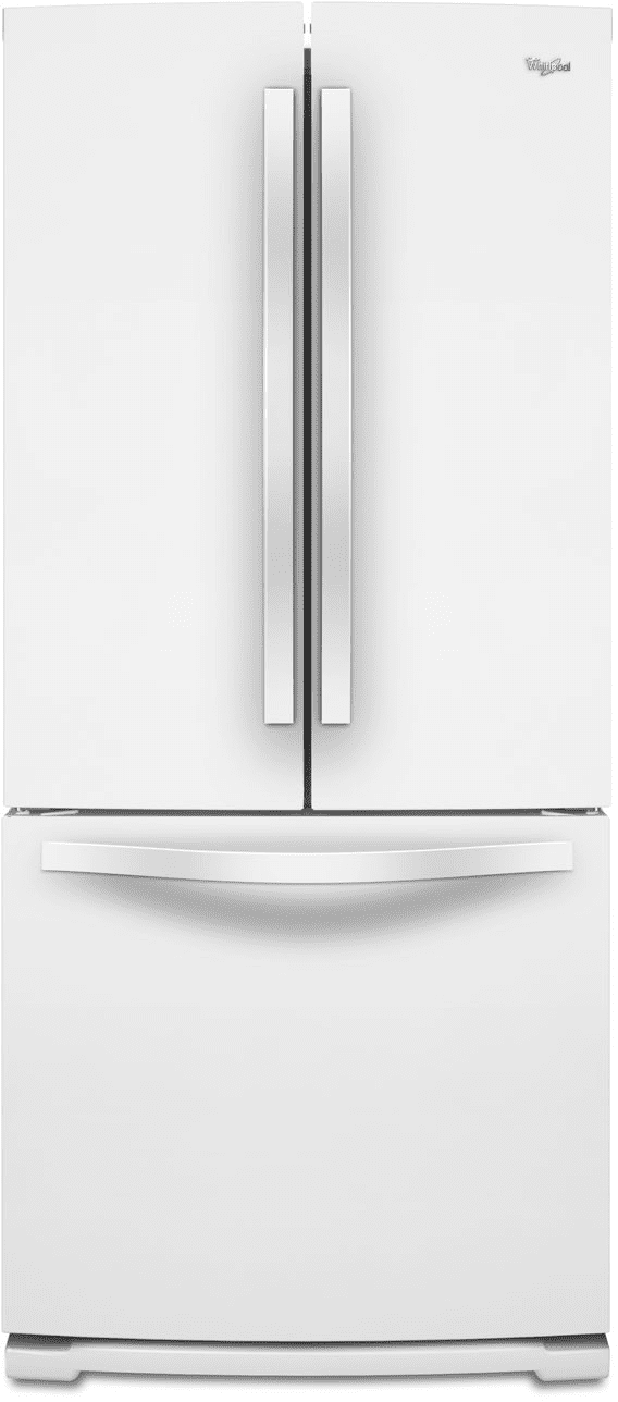 Whirlpool Wrf560smyw 30 Inch French Door Refrigerator With