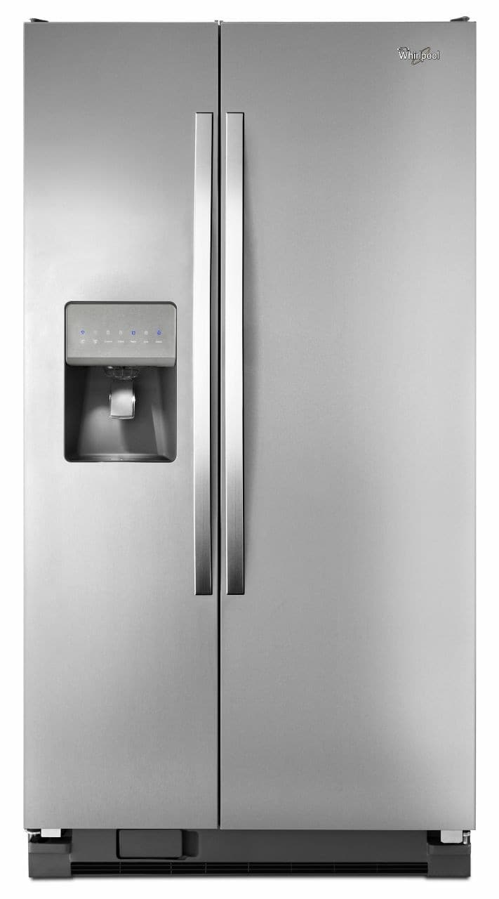 Whirlpool Wrs331fdd 33 Inch Side By Side Refrigerator With
