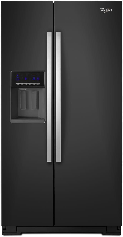 Whirlpool Wrs586fiee 36 Inch Side By Side Refrigerator