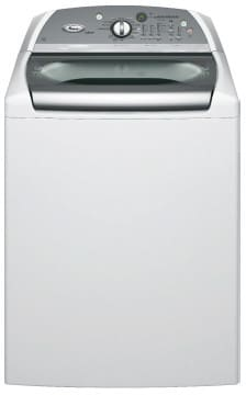 Whirlpool Wtw6700tw 28 Inch Top Load Washer With 4 6 Cu