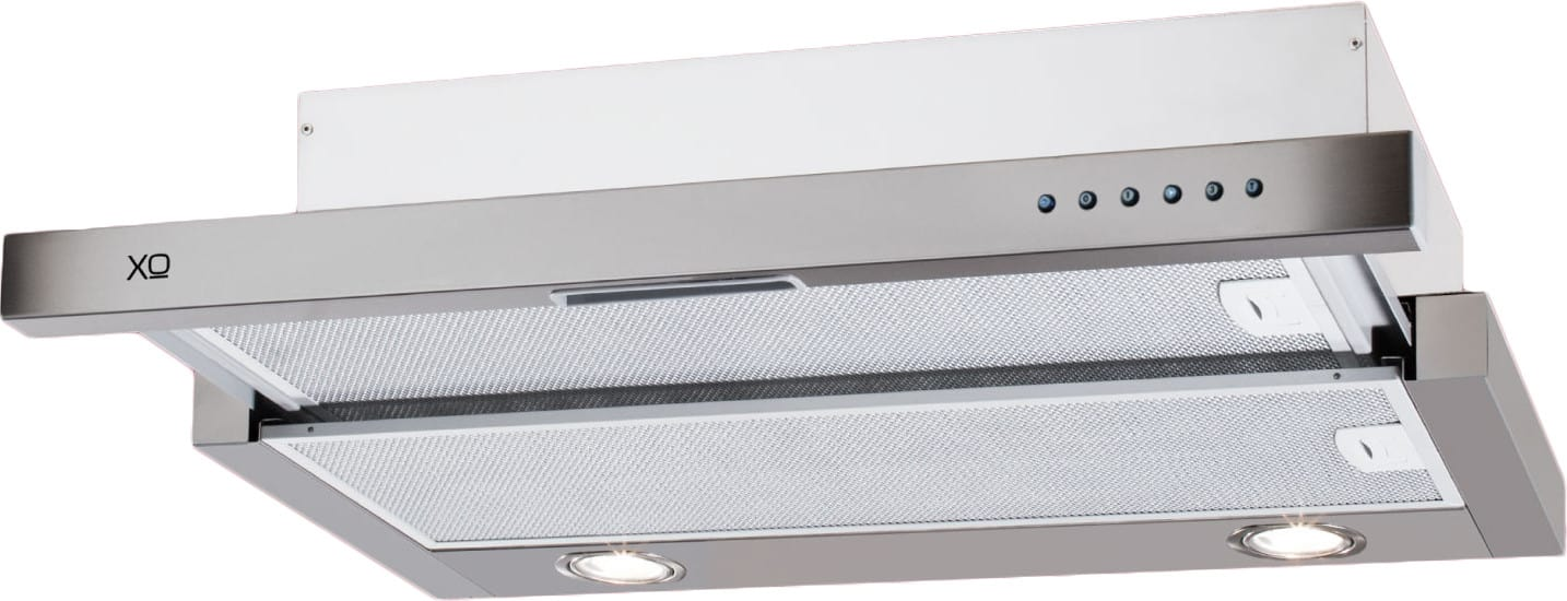 Xo Xoc36s Under Cabinet Glide Out Range Hood With 600 Cfm