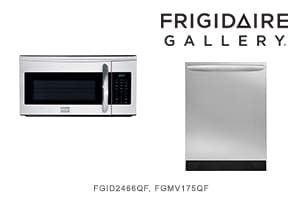 Frigidaire Gallery Series Complete-Your-Kitchen Combo