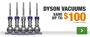 top performance dyson vacuum cleaners never lose suction
