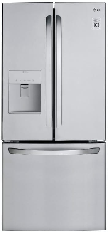 Hook line to up water do a 2021 how refrigerator you lg Best Refrigerator