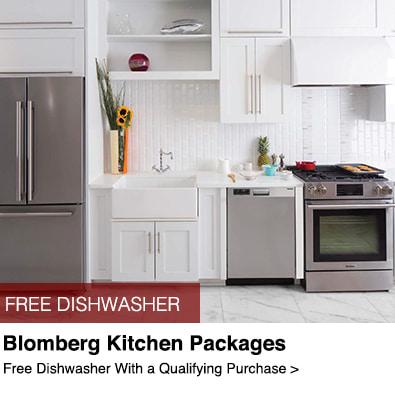 Blomberg Free Dishwasher STL