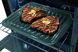 Multiple Broil Options