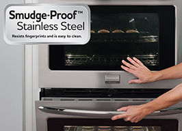 Smudge-Proof™ Stainless Steel