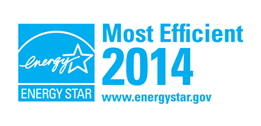 Energy Star® Most Efficient 2014