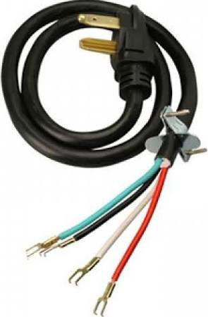 Miele 94012900usa Electric Dryer Cord 220v 4 3 Prong