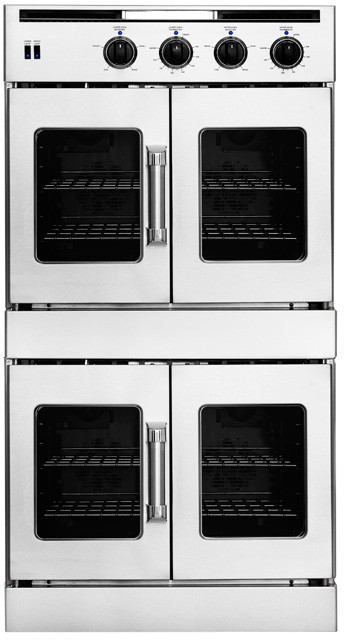 american range aroffg230l 30 inch door gas wall oven with 4 7 cu ft capacity