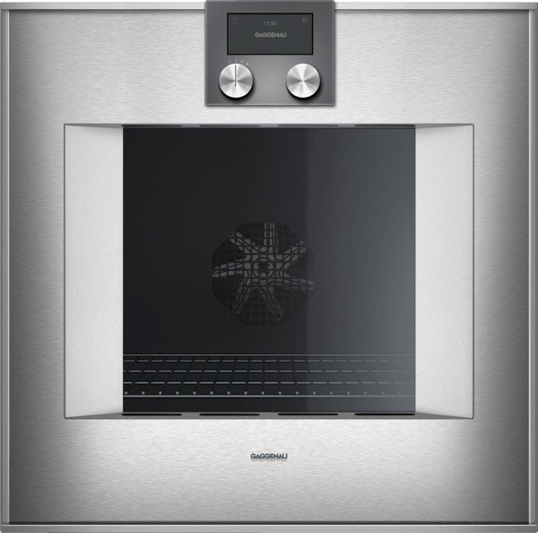 Gaggenau Bo450610 24 Inch Single Electric Wall Oven With 3