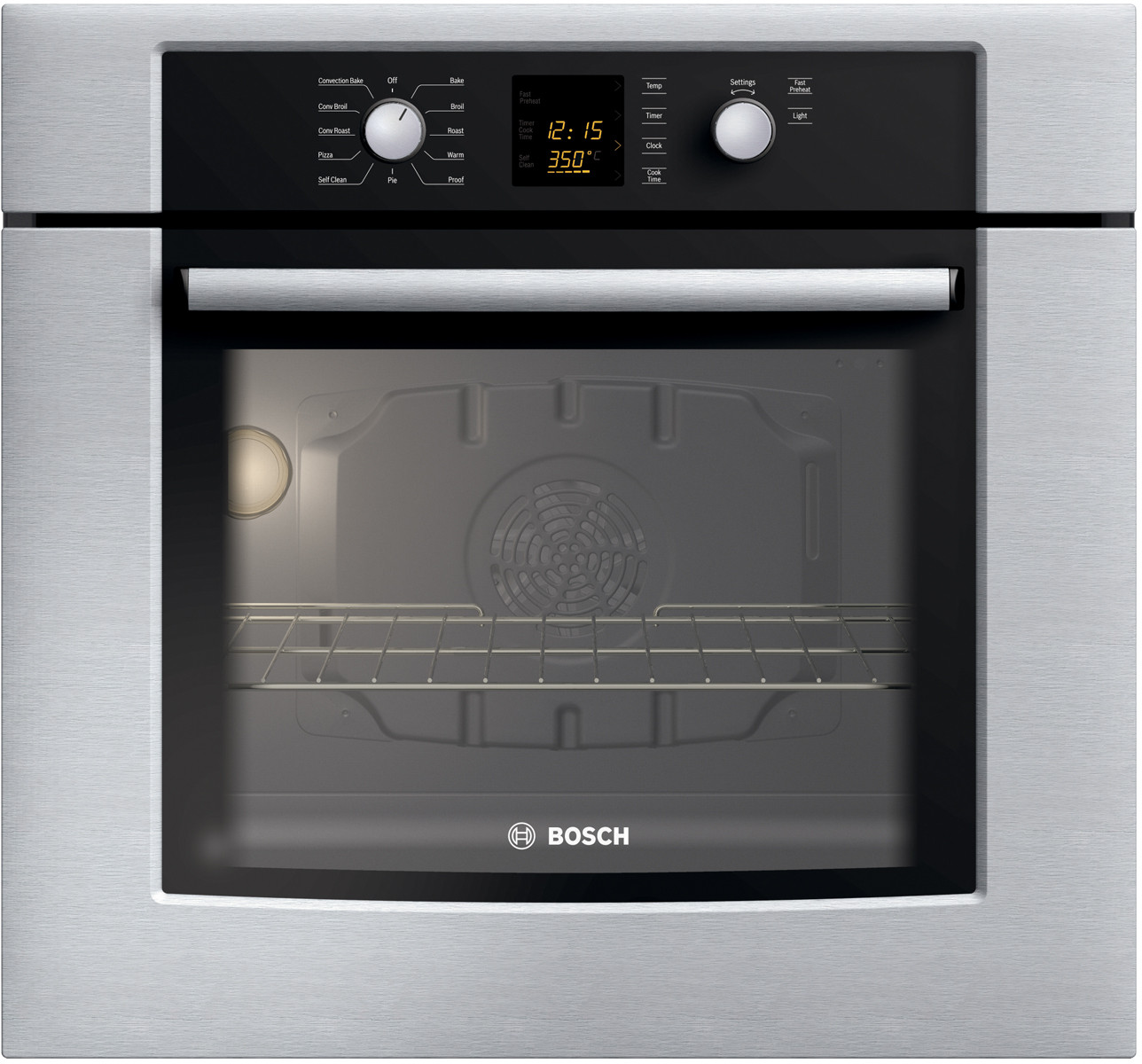 Bosch Hbl340uc 30 Inch Electric Wall Oven With Convection