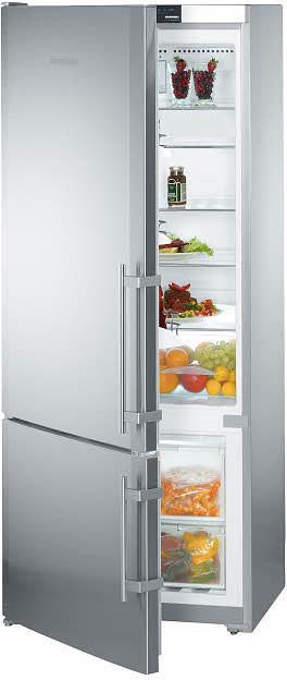 Liebherr Cs1401 30 Inch Counter Depth Bottom Freezer