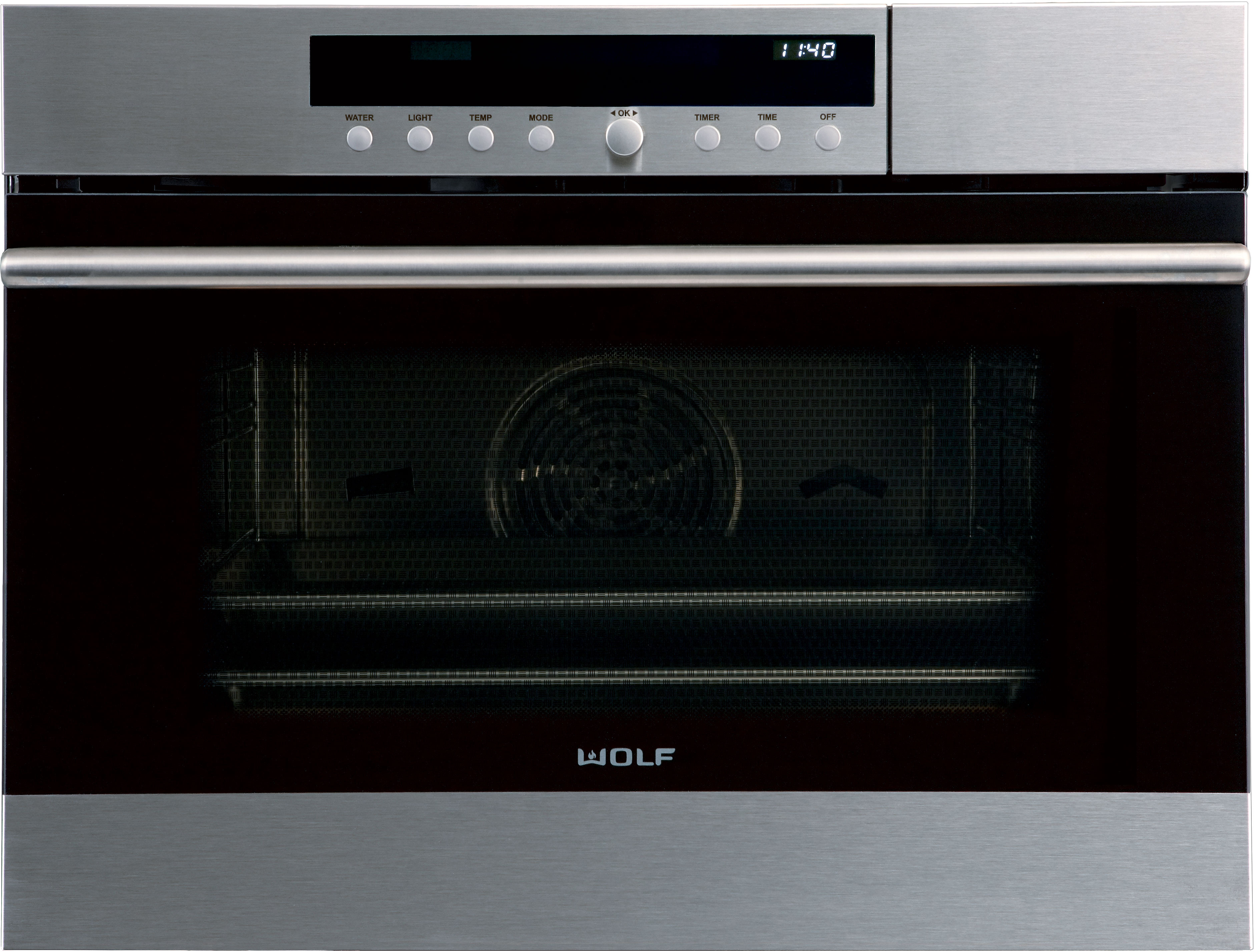 Wolf CSO24TESTH 24 Inch Steam Oven with 1.8 cu. ft. Convection ...
