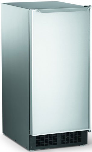 Scotsman Dce33pa1ssd 15 Inch Under Counter Ice Maker With