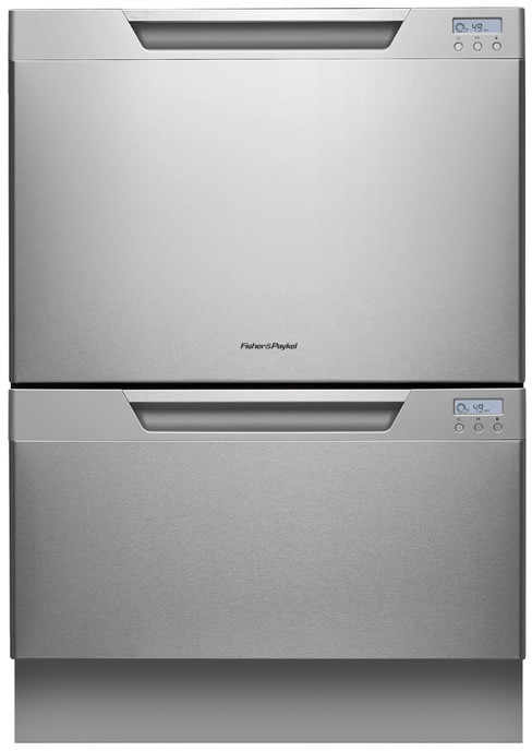 Fisher Amp Paykel Dd24dchtx7 Semi Integrated Double