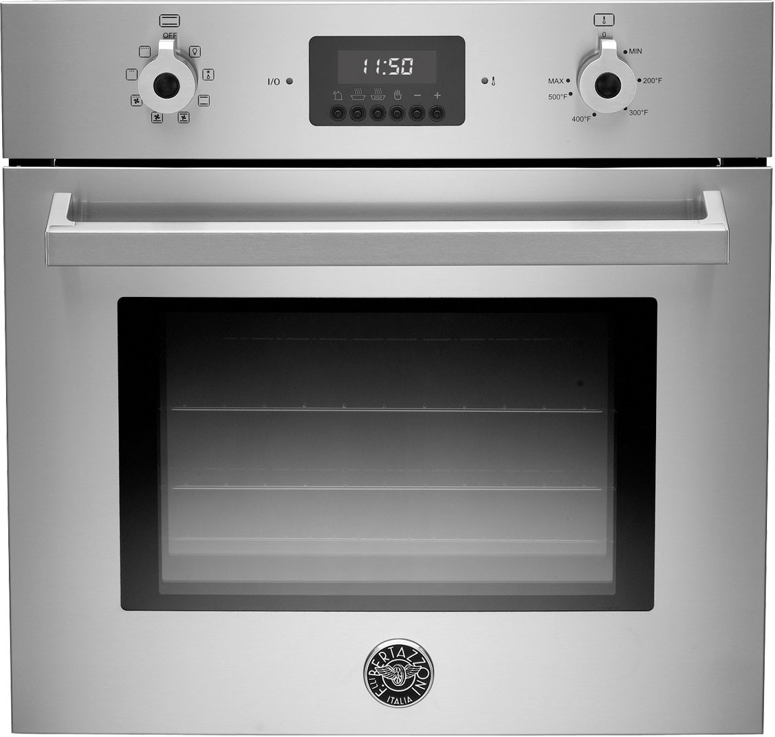 Bertazzoni F24proxv 24 Inch Single Electric Wall Oven With