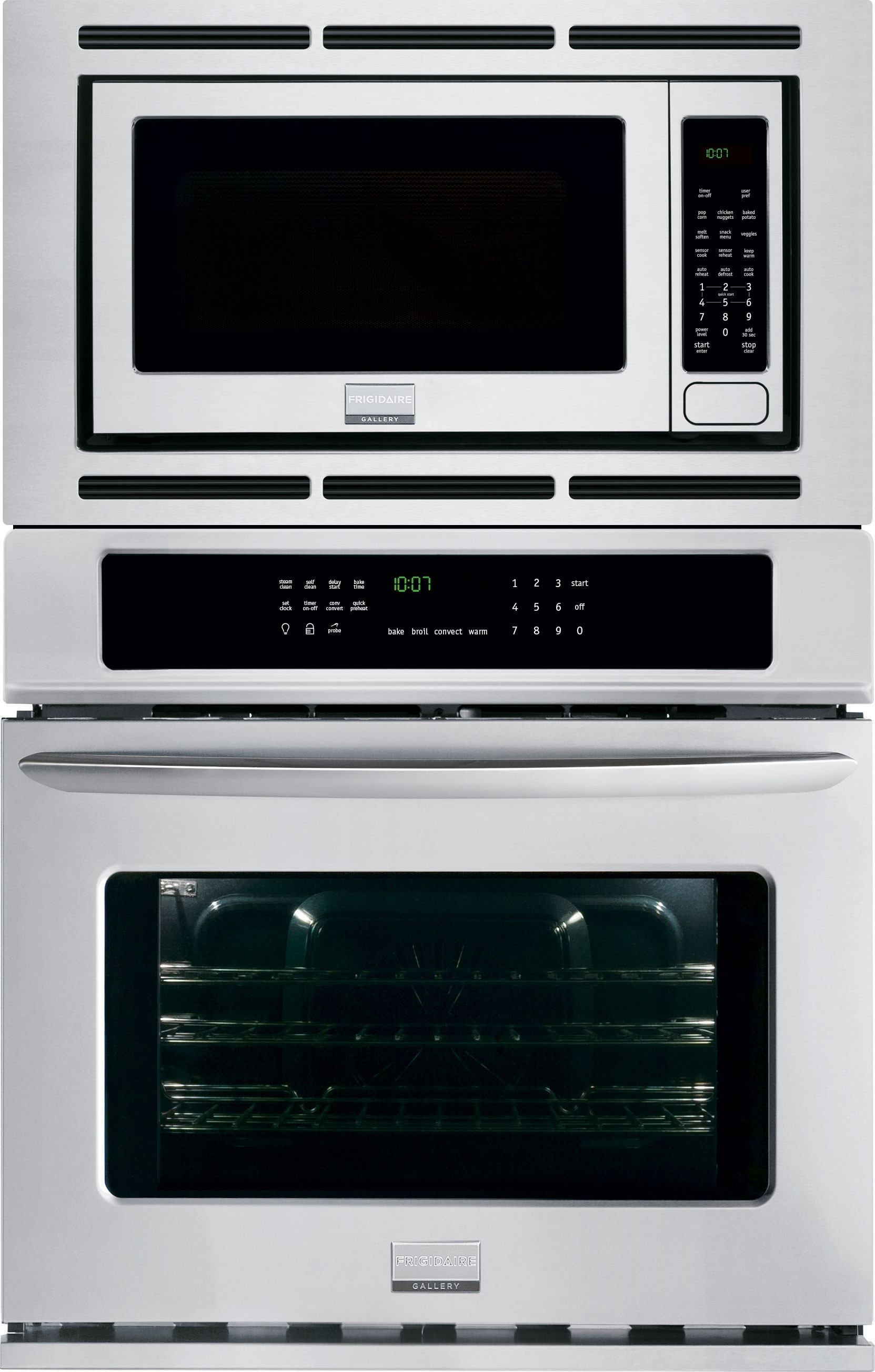 Frigidaire Fgmc2765p 27 Inch Combination Wall Oven With 3