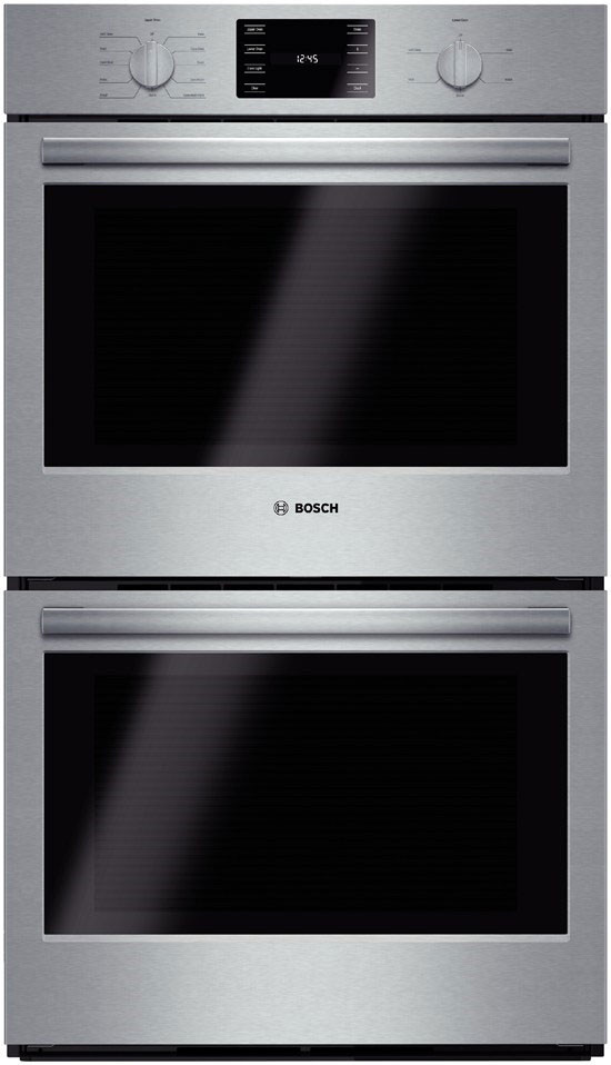 Bosch Hbl5651uc 30 Inch Double Electric Wall Oven With 4 6