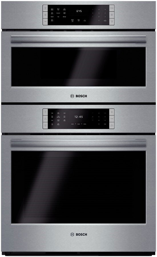 Bosch Hblp751uc 30 Inch Speed Combination Wall Oven With 4