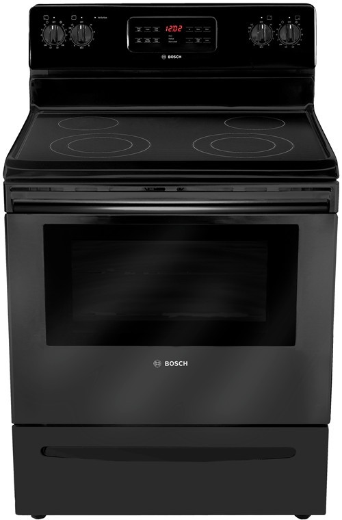 Bosch Hes3063u 30 Inch Freestanding Electric Range With 4