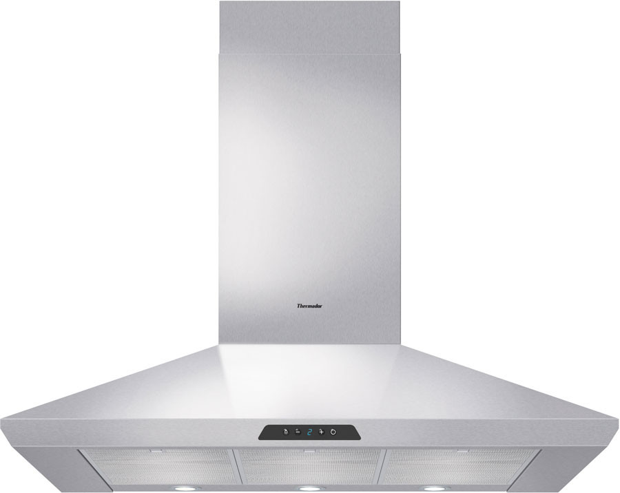 Thermador Hmcb42fs Wall Mount Chimney Range Hood With 600