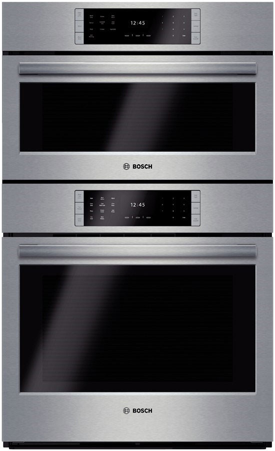 Bosch Hslp751uc 30 Inch Steam Combination Wall Oven With 4
