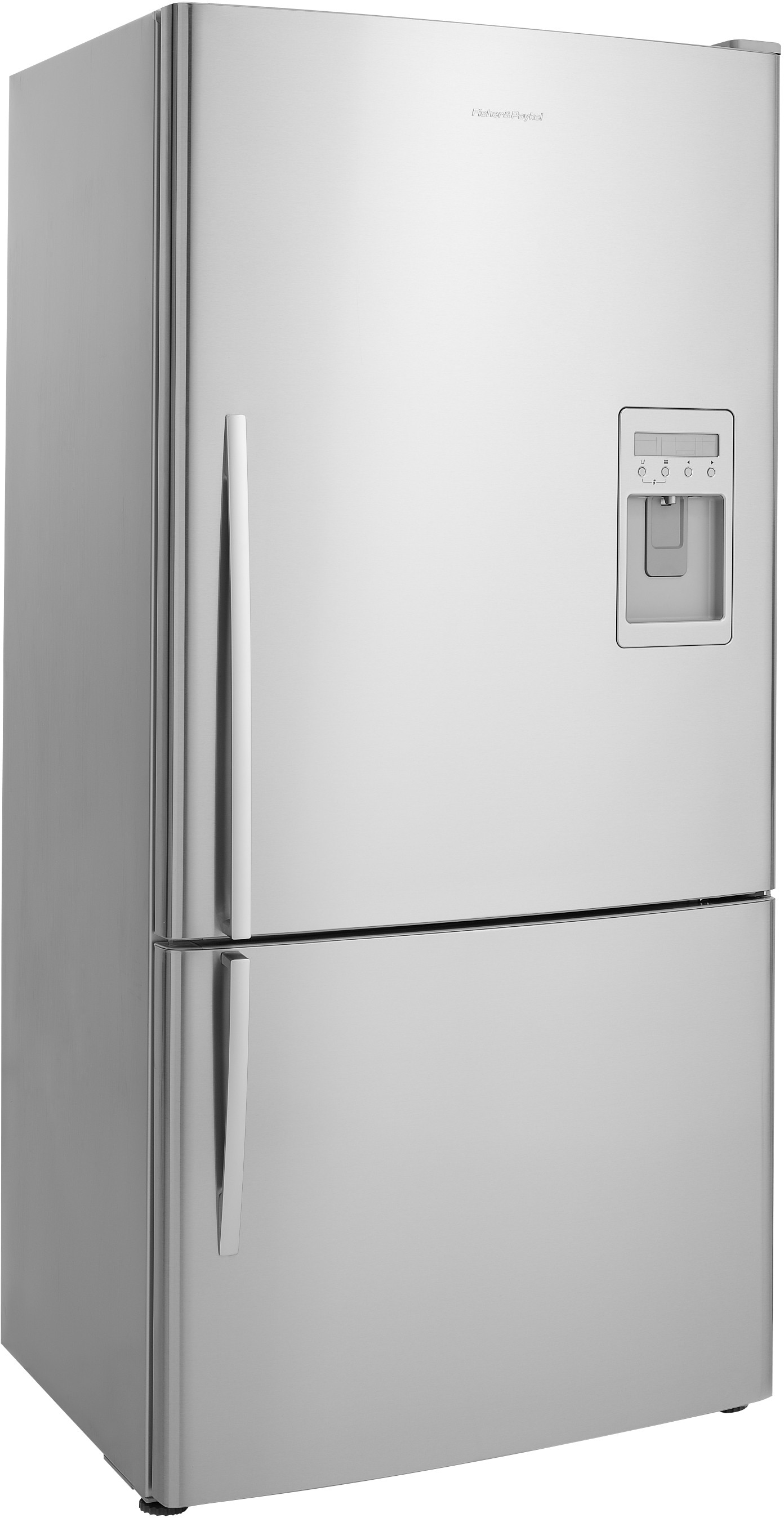 Fisher Amp Paykel E522brxu 17 6 Cu Ft Counter Depth Bottom