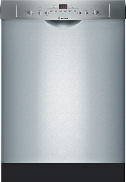 Bosch She3ar75uc 24 Inch Full Console Dishwasher With 6