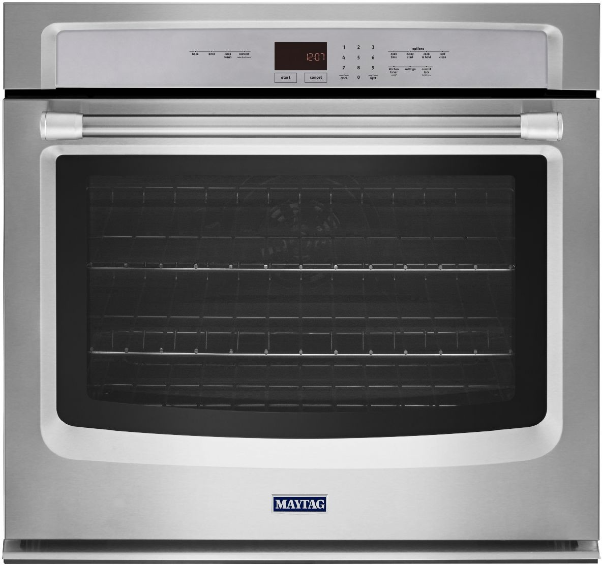 Convert Countertop Microwave To Built In : ... Conversion, Power Preheat, One Touch Self-Clean, Roller Rack and