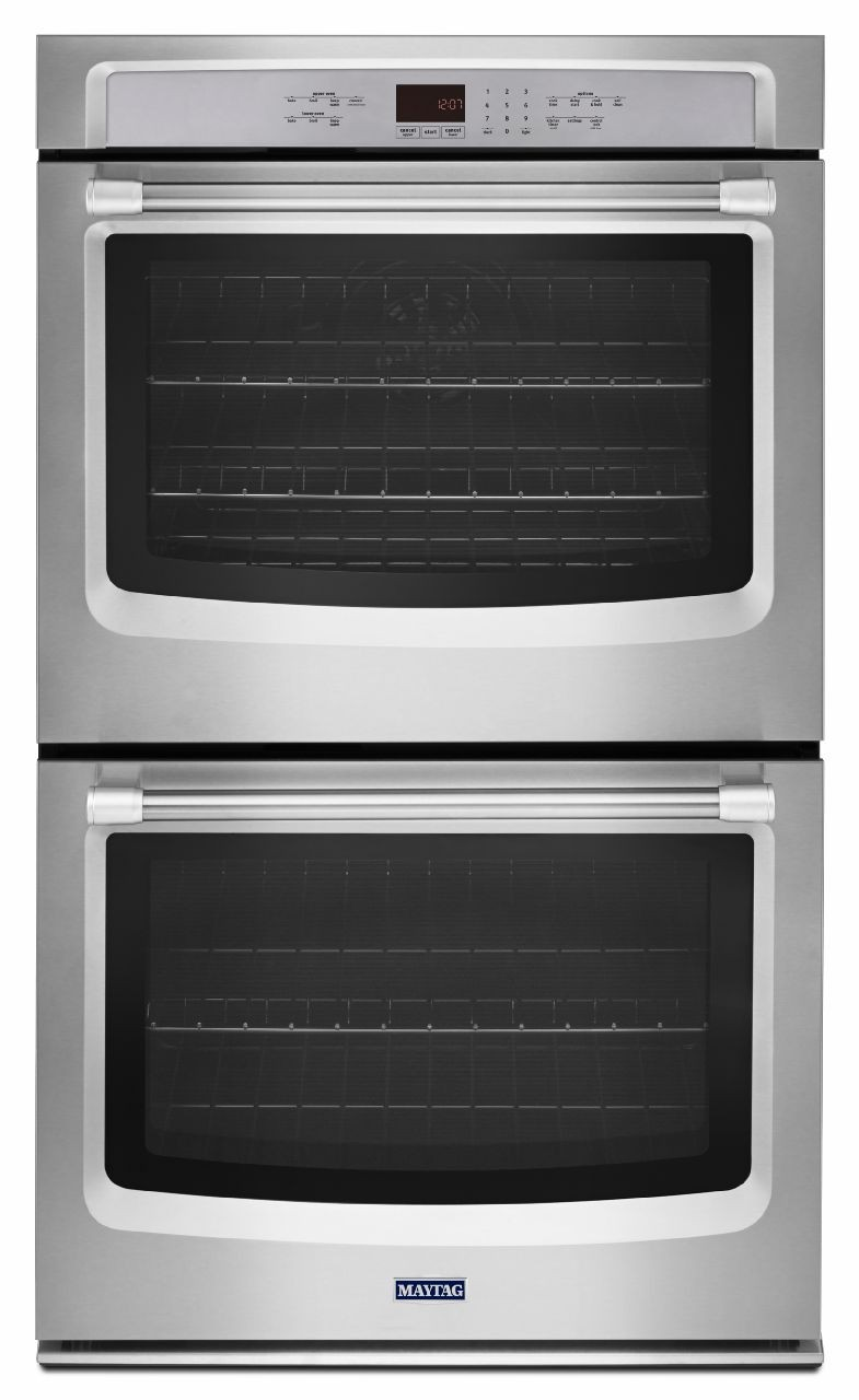 Maytag Mew9627ds 27 Inch Double Electric Wall Oven With 4