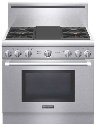 thermador prl364gdh 36 inch pro style gas range with 4 five star range owners manual Blue Star Oven