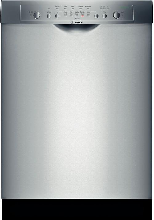 Bosch She5al05uc Full Console Dishwasher With 5 Wash