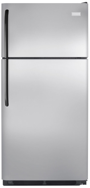 Frigidaire Ffht1816ls 18 2 Cu Ft Top Freezer