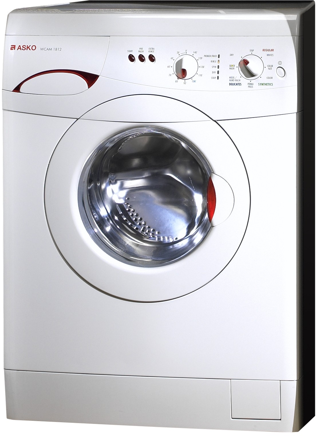 Asko Wcam1812w 24 Inch Washer Dryer Combo With 3 Spin