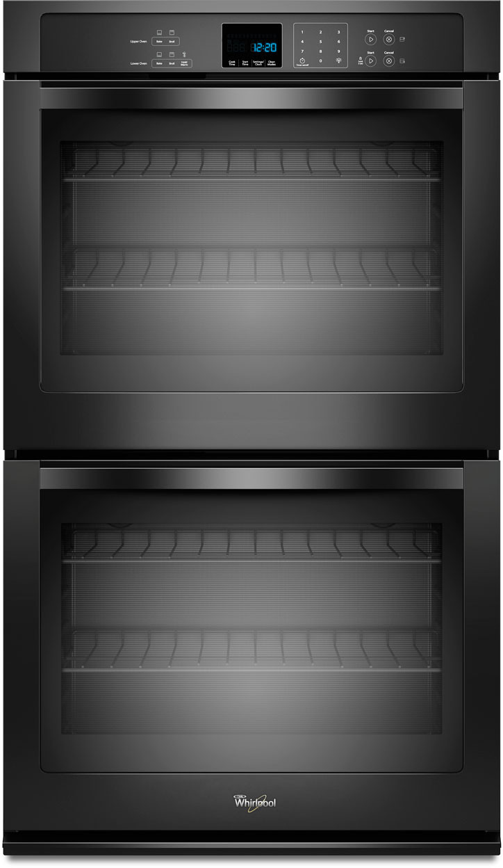 Whirlpool Wod51ec7ab 27 Inch Double Electric Wall Oven