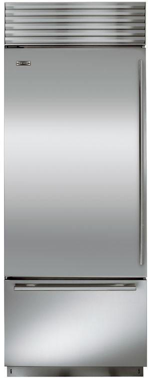 Sub Zero Bi30usth 30 Inch Built In Bottom Freezer