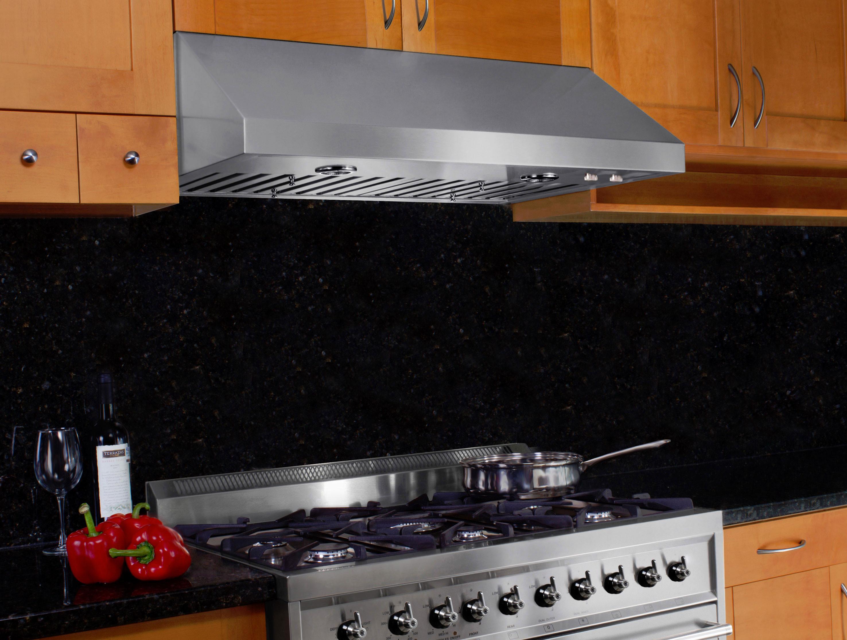 Elica Ecv630s2 30 Inch Under Cabinet Range Hood With 600