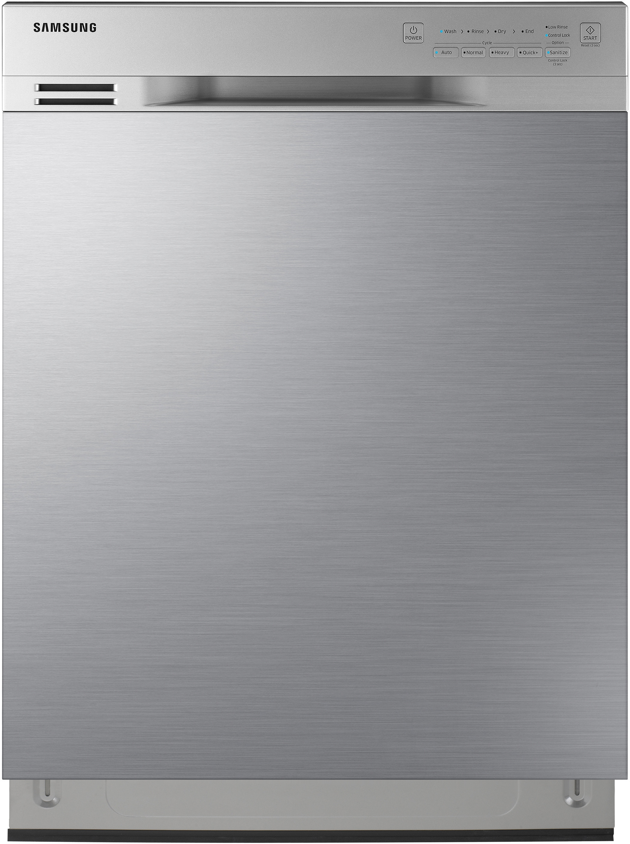 Samsung Dw80j3020us Full Console Dishwasher With 15 Place