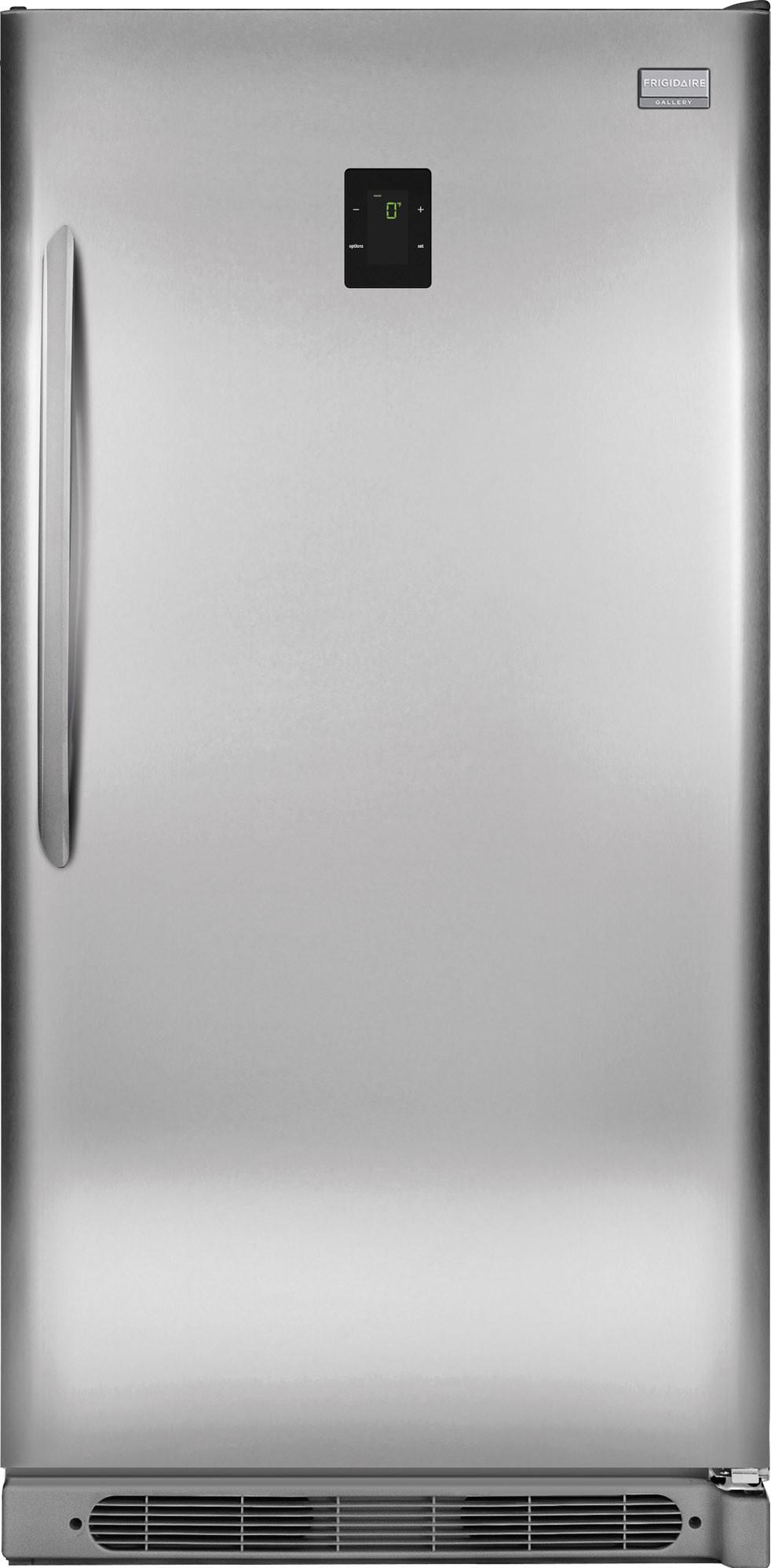 Frigidaire Fgvu17f8qf 34 Inch Refrigerator With 17 0 Cu