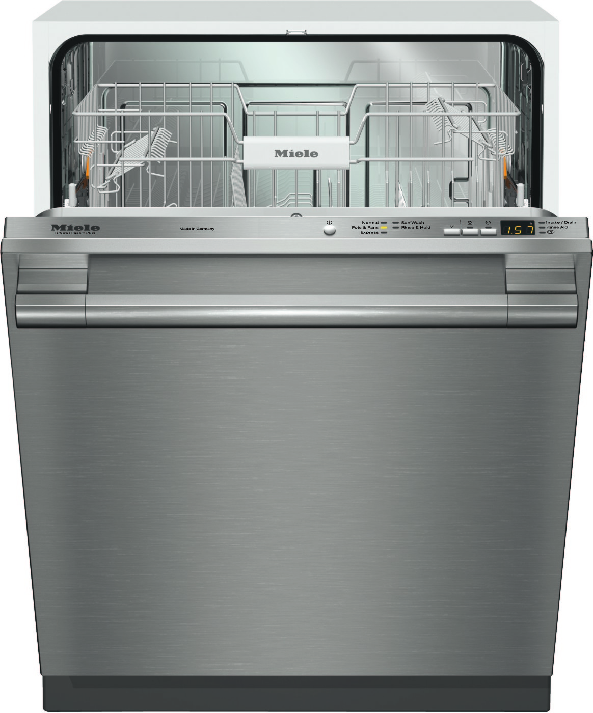 Miele G4975visf Fully Integrated Dishwasher With 5 Wash