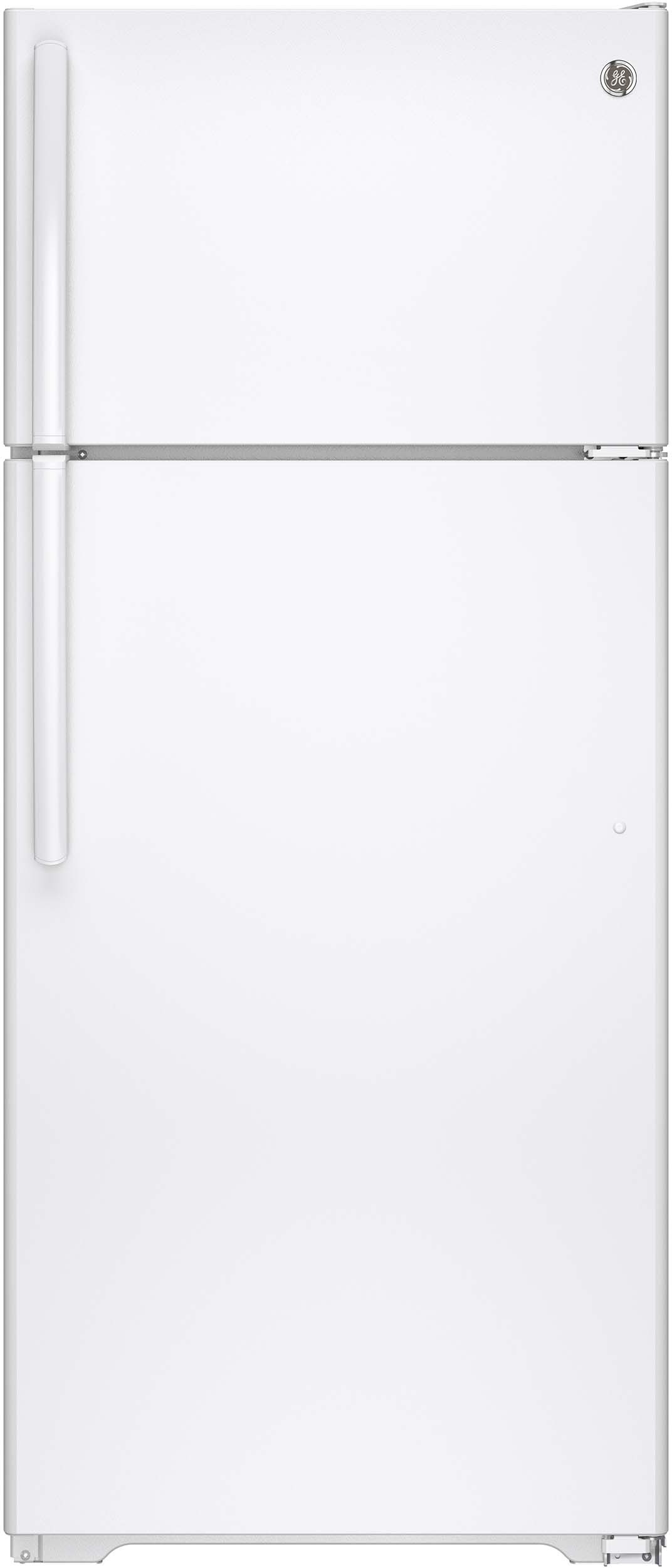 Ge Gte18gth 28 Inch Top Freezer Refrigerator With 17 5 Cu