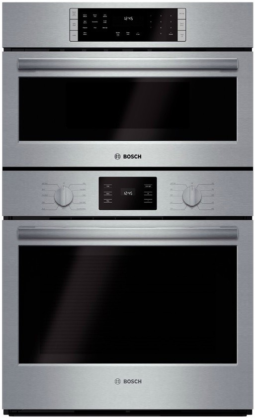 Bosch Hbl5751uc 30 Inch Speed Combination Wall Oven With 4