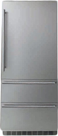 Liebherr Hc2060 36 Inch Fully Integrated Bottom Freezer