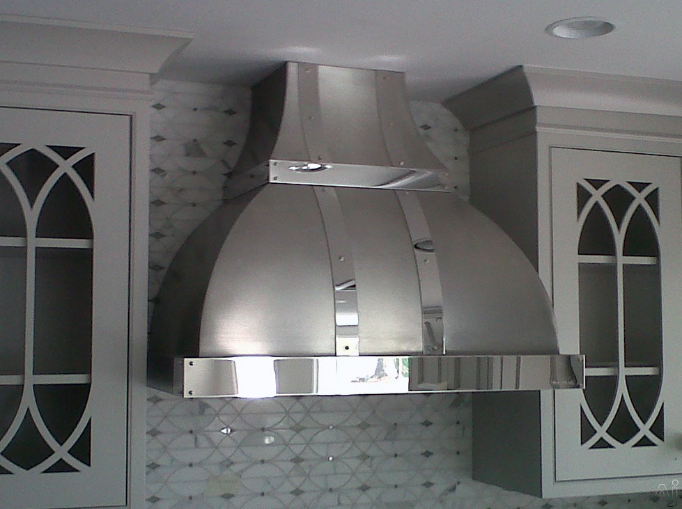 Wall Exhaust Hood ~ Vent a hood jch b ss wall mount custom with magic
