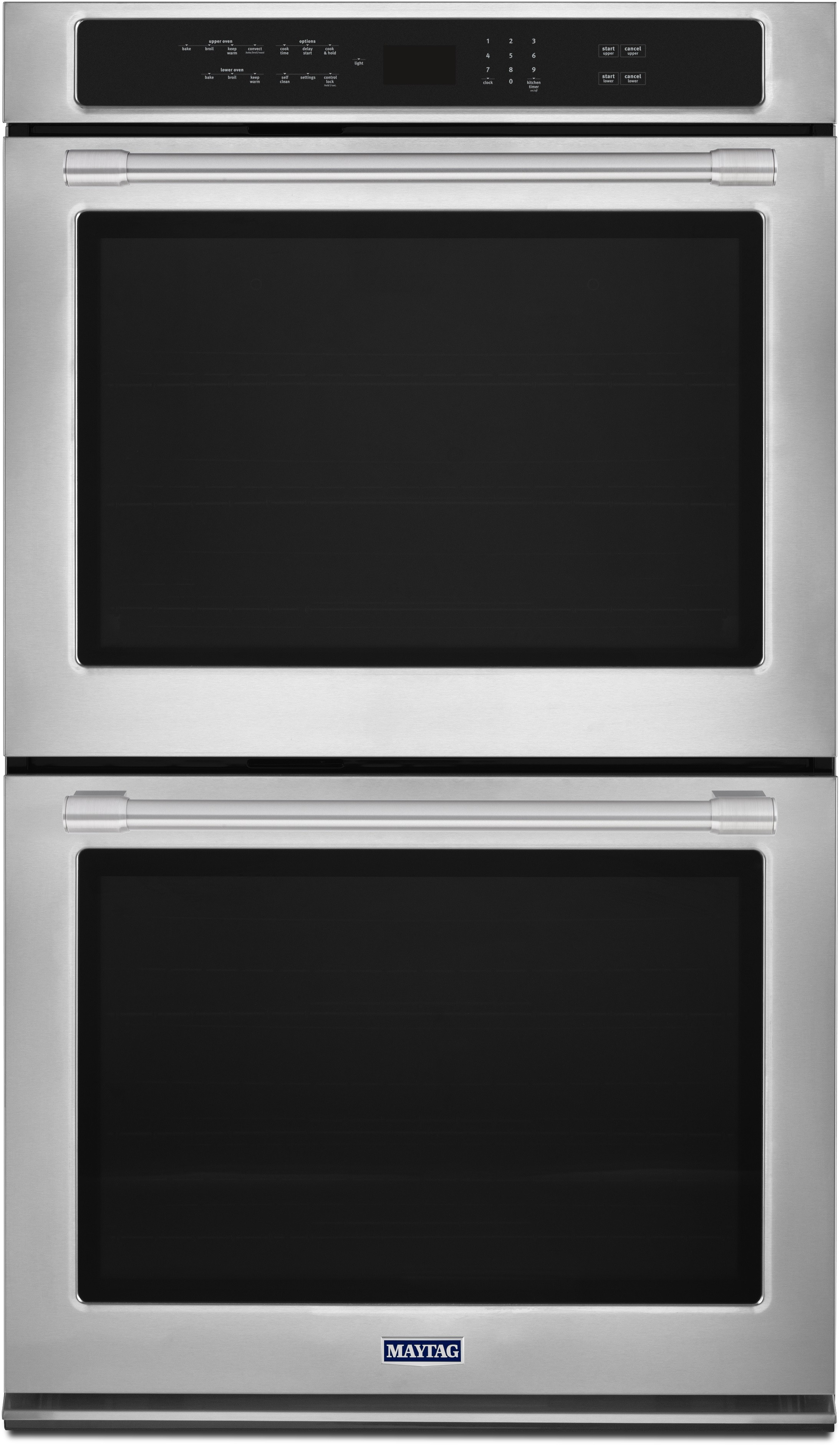 Maytag Mew9627fz 27 Inch Double Electric Wall Oven With 8