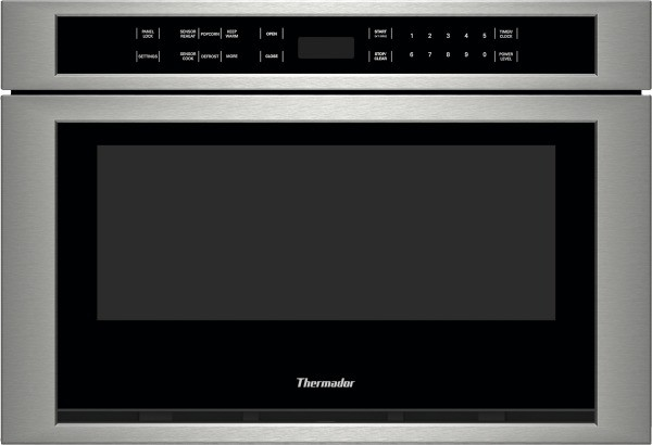 Thermador Md24js 24 Inch Built In Microwave Drawer With 1